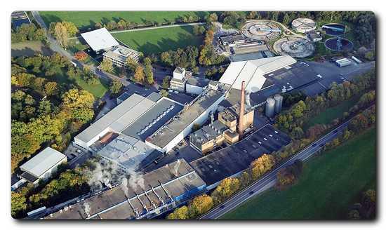 Papierfabrik Palm Aalen