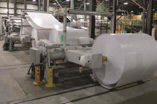 Dual rotary sheeter