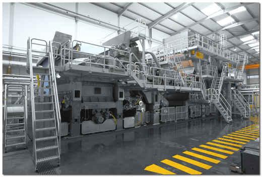 Paper production companies