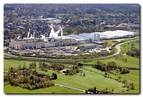Varel paper mill
