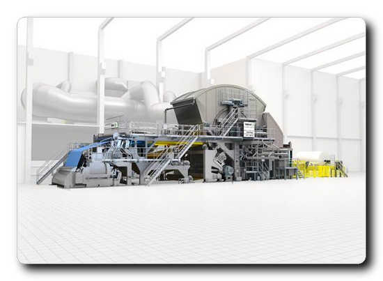 Valmet Advantage DCT 100HS tissue machine