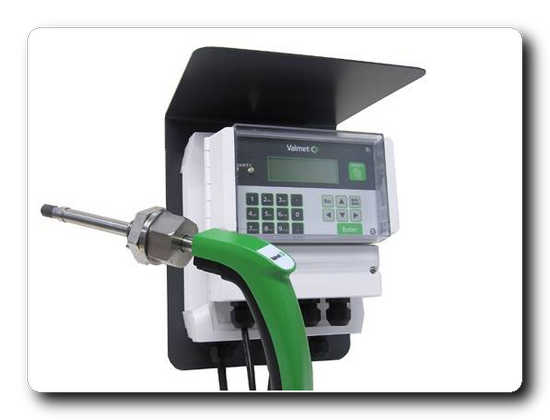 Valmet introduces new inline optical total consistency and ash measurement.