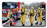 BREAKING NEWS: Paper Mill evacuated due to chemical Leak