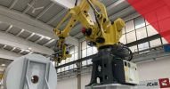 Why you should use packaging robots for automatic reel bundles preparation