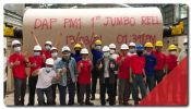 A.Celli successfully complete the Gresik Plant PM#1 start-up at PT. Dayasa Aria Prima (Dayasa)