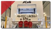 Successful start-up for the A.Celli E-WIND T100 rewinder purchased by MG Tec Industry S.r.L.