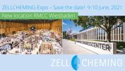 BREAKING NEWS!! - ZELLCHEMING-Expo 2021: Date and new venue are fixed!